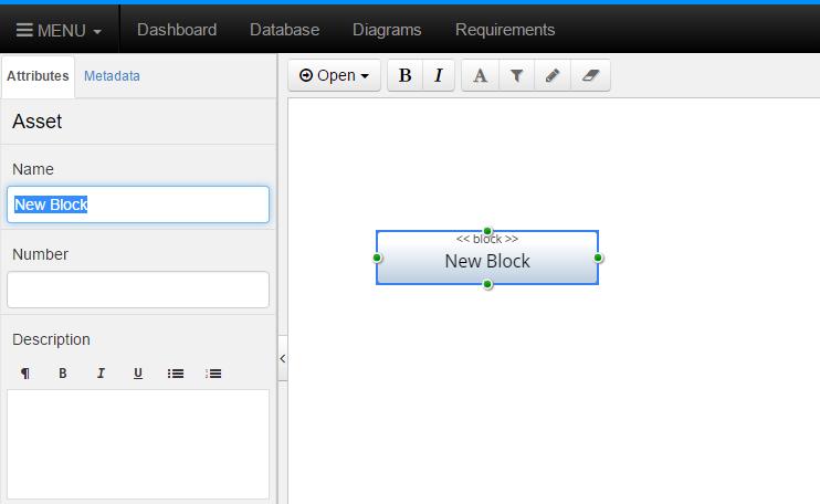 Drop New Block
