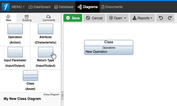 Adding a return type innoslate help center adding a return type ccuart Gallery