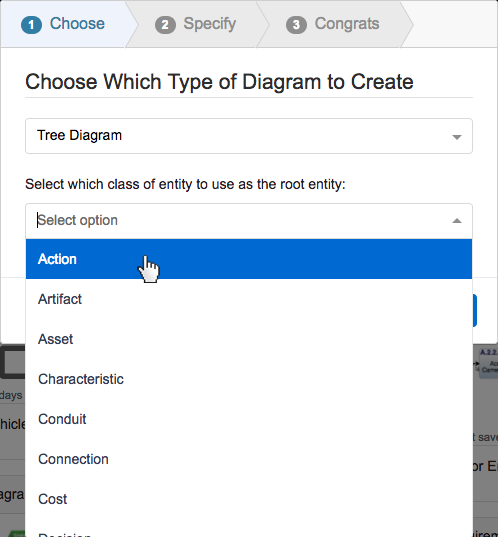 Creating Tree Diagrams Innoslate Help Center