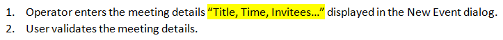 SOP Quotes Example